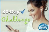 The Family 30 Day Challenge