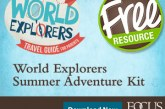 Free Family Summer Adventure Kit