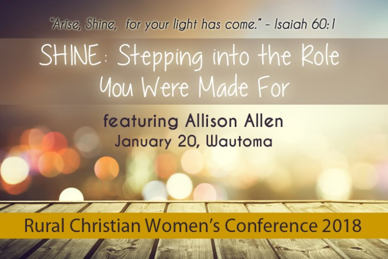 Rural Christian Women's Conference