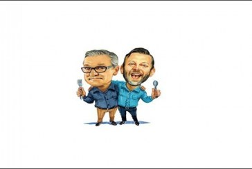 Mark Lowry and Andrew Greer Launch All-New Film Series Podcast