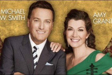Balsam Hill Christmas Trees Create Backdrop for 2017 Amy Grant, Michael W. Smith Christmas Tour