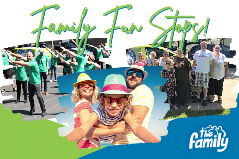 Family Fun Stops are Back and Coming To a City Near You!